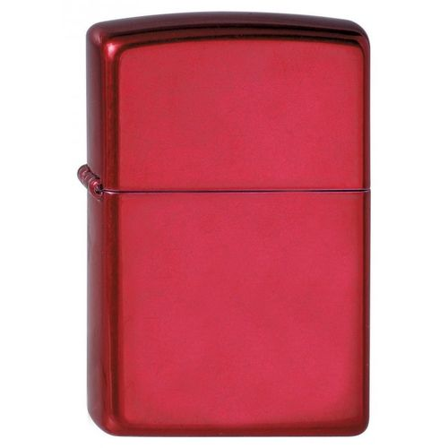 Candy Apple Red - ZIPPO