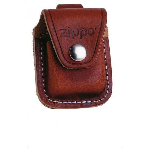 Pouch Brown with Loop - ZIPPO