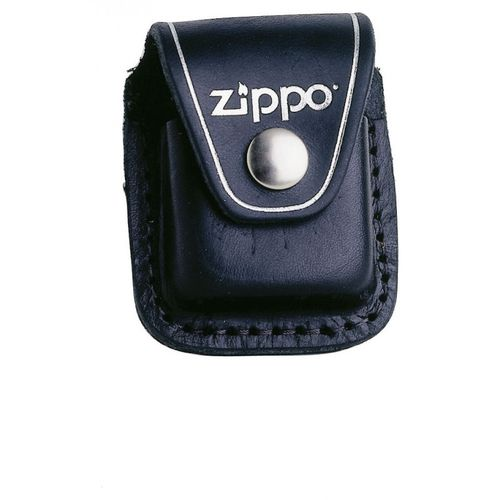 Pouch Black with Clip - ZIPPO